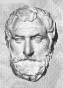 Anaxagoras Kopf